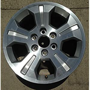 Amazon.com: 18 INCH 2014 2015 14 15 CHEVY SILVERADO 1500 Z71 OEM ALLOY