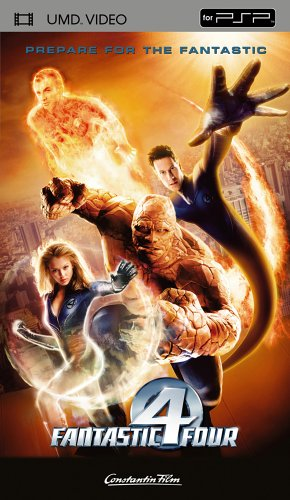 Fantastic Four [UMD Universal Media Disc]