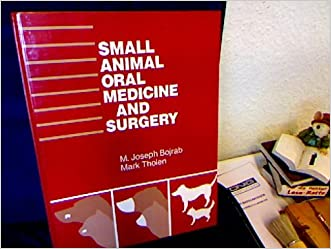 Small Animal Oral Medicine and Surgery
