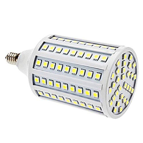 Generic E14 20W 138X5050Smd 800-900Lm 6000-6500K Natural White Light Led Corn Bulb (85-265V)