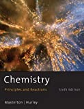 img - for Student Solutions Manual for Masterton/Hurley's Chemistry: Principles and Reactions, 6th book / textbook / text book