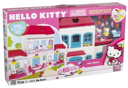 Mega Bloks Hello Kitty House
