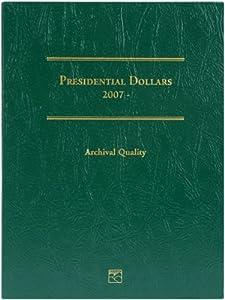 Presidential Dollar Folder- 2007-2016 [Toy]