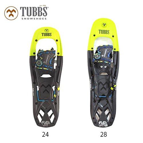 tubbs-001 【TUBBS SNOWSHOES/タブス・スノーシュー】スノーシュー FLEX VRT 男性用 ペア BOA ボア バック