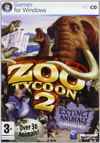 Zoo Tycoon 2: Extinct Animals Expansion Pack (PC) [Edizione: Regno Unito]