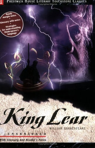 King Lear - Literary Touchstone Edition