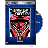 NHL's Masked Men - The Last Line of Defense (Vintage Hockey Collection) ~ Patrick Roy