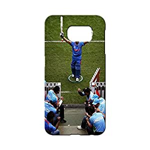 BLUEDIO Designer 3D Printed Back case cover for Samsung Galaxy S7 - G3373