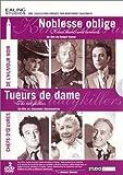"""echange, troc Ealing Studios - Coffret """"Humour noir"""" - Noblesse oblige + Tueurs de dames"""