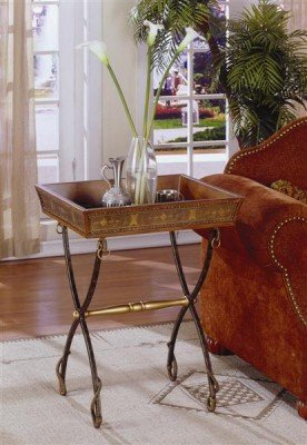 Cheap Fairfax Home Furnishings Serving Tray End Table (B003KZ3VV2)