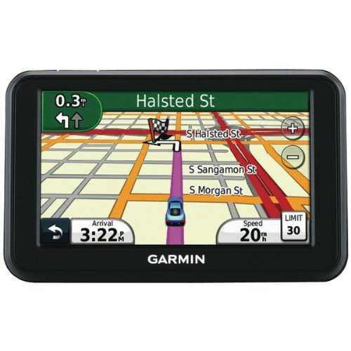 010-00990-01 GPS, NUVI 40 US Garmin Automotive GPS