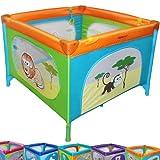 infantastic KRB03-1Sav. Friends Kinderreisebett Savannah