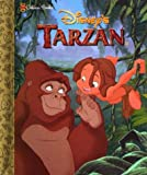 Disney's Tarzan (Little Golden Storybook) (0307162303) by Korman, Justine