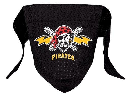 Pittsburgh Pirates Pet Dog Baseball Jersey Bandana M/L