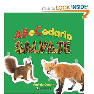 ABeCedario salvaje (Abecedarios) (Spanish Edition)