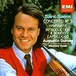 Concerto pour violon n�3 / Havanaise...