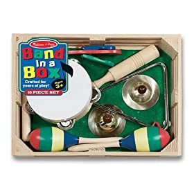 Melissa &amp; Doug Band in a Box