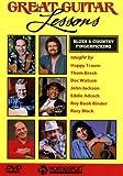 echange, troc Great Guitar Lessons: Blues & Country Fingerpick [Import anglais]