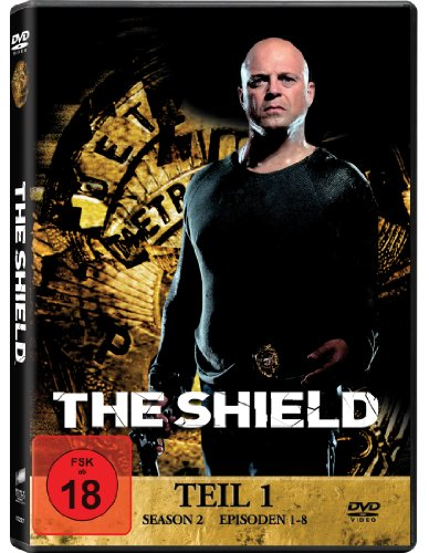 The Shield - Season 2, Vol.1 [2 DVDs]