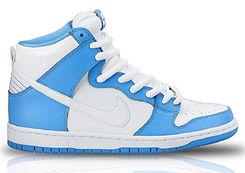 Nike Sb Dunk High Premium Mens 313171 411 Size 11.5