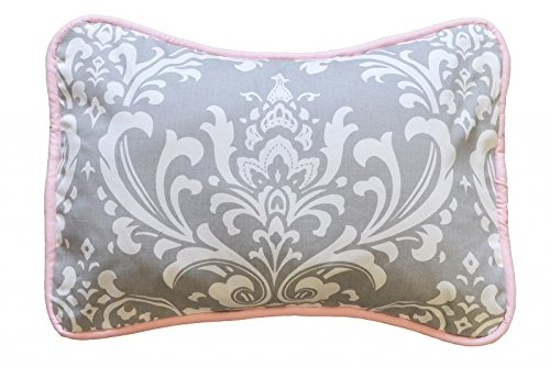 New Arrivals Accent Pillow, Stella Gray