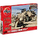 Airfix 1:48 British Forces Vehicle Crew Figure Model Kit