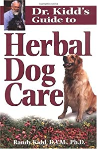 Dr Kidds Guide To Herbal Dog Care by Storey Publishing, LLC