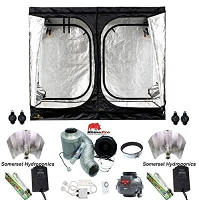 Secret Jardin DR240W Grow Tent Kit