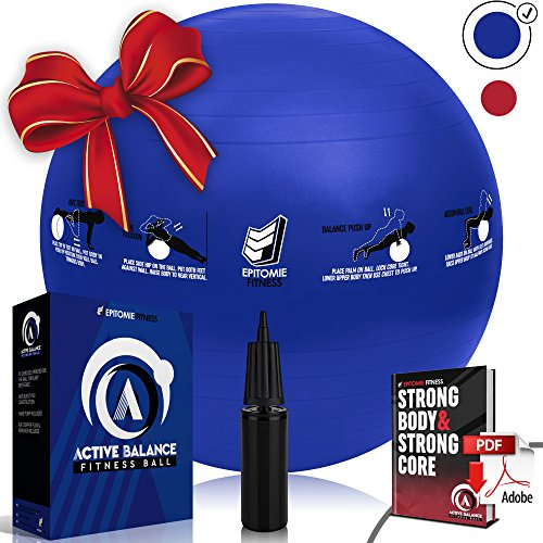 active-balance-65cm-fitness-ball-exercise-stability-balls-with-imprinted-exercises-training-ebook-be