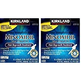 Kirkland bgpbBc Minoxidil 5 percent Extra Strength Hair Regrowth for Men, 12 Months