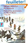 Premi�res ascensions au Mont-Blanc, 1...