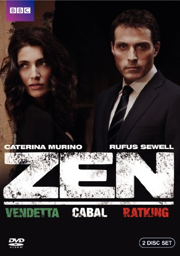Zen: Vendetta Cabal Ratking [DVD] [Import]