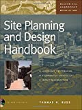 img - for Site Planning and Design Handbook book / textbook / text book