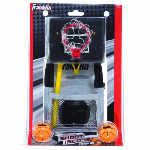 Buy Discount Franklin Sports Shoot N Score-Backpack Sports Slam Dunk Basketball