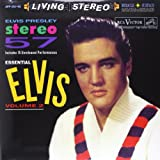 Stereo 57:Essential Elvis Vol. [Vinyl LP]
