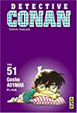 echange, troc Gôshô Aoyama - Détective Conan, Tome 51 :