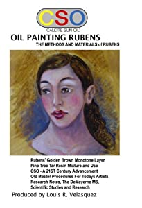 OIL PAINTING RUBENS : Methods and Materials of Peter Paul Rubens