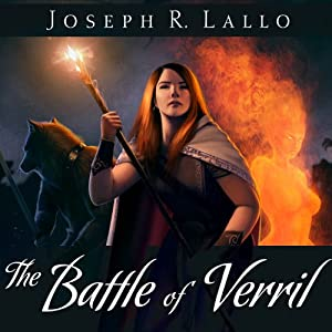 The Battle of Verril Audiobook