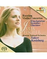 Russian Violin Concertos (SACD hybride)