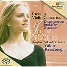 Glazunov; Khachaturian; Prokofiev - Violin Concertos