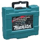 Makita D-36980 - drill bits (Drill, Drill bit set, Masonry, Metal, Wood)