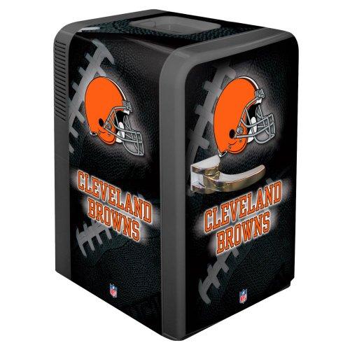Boelter Brands Boelter Brands Nfl Portable Party Fridge, Cleveland Browns