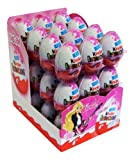 Kinder Surprise Egg Chocolate 20g Barbie (pack of 36)