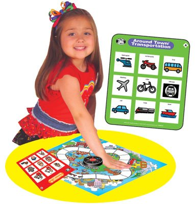 Functional Communication Vocabulary Language Game - Super Duper Educational Learning Toy For Kids