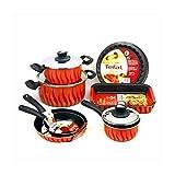 Tefal Tempo 10 Piece Pan, Cookware & Baking Set