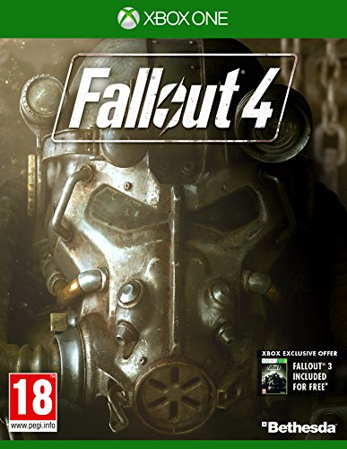 Fallout 4 Video Game for Xbox One