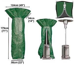 Housse pour parasol chauffant de terrasse brazero extérieur gamme standard