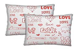 Sleep Nature's Love Printed Pillow Covers