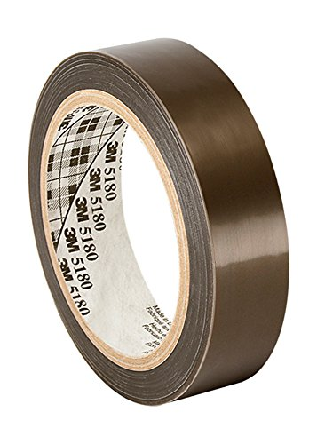"""Tapecase 60 0.75"""" X 36Yd Translucent Ptfe Film Tape, 4"""" Thick, 36"""" Length, 0.75"""" Width front-357822"""