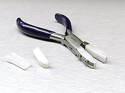 Flat Nose Pliers Nylon Jaws 5-3/4\